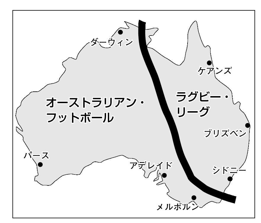 図1.バラシ・ライン(太線)